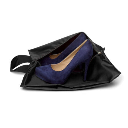 Bolsa zapatos botinero