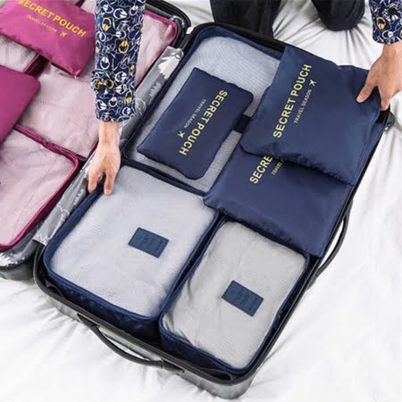 organizador de valijas
