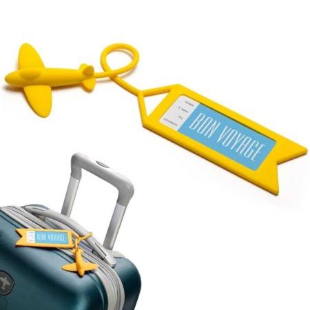 identificador de valija avion