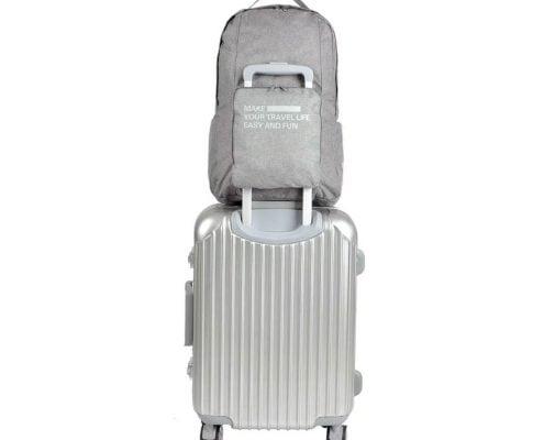 mochila plegable premium